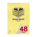 SPIRAX 132 GRAPH BOOK 5MM GRID A4 48 PAGE