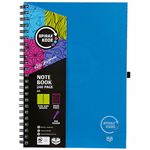 SPIRAX P959 KODE NOTEBOOK 240 PAGE A4 ASSORTED 7051966