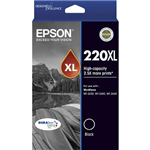 EPSON 220XL INK CARTRIDGE HIGH YIELD BLACK
