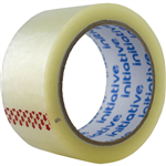 INITIATIVE PACKAGING TAPE POLYPROPYLENE 48MM X 75M CLEAR