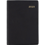 COLLINS 2022 BELMONT POCKET DIARY DAY TO PAGE A7 BLACK