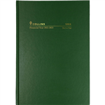 COLLINS 20212022 FINANCIAL YEAR DIARY DAY TO PAGE 1 HOUR A4 GREEN