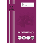 OLYMPIC EY24 EXERCISE BOOK YEAR 2 18MM RULED 55GSM 48 PAGE A4