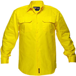 PRIME MOVER MS988 COTTON DRILL SHIRT LONG SLEEVE