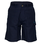 PRIME MOVER MW702 COTTON DRILL SHORT WITH CARGO POCKETS